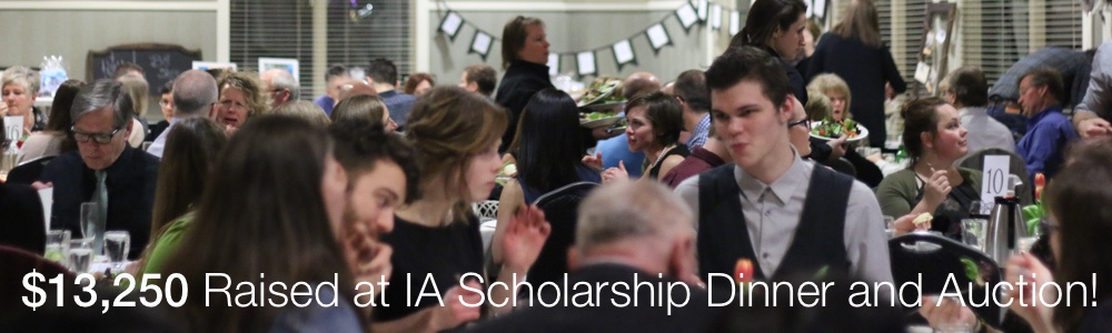 IA Scholarship Dinner and Auction