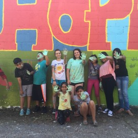 Powderhorn Park Mural Project