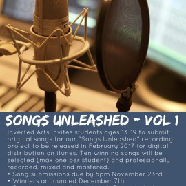 Songs Unleashed – Vol 1