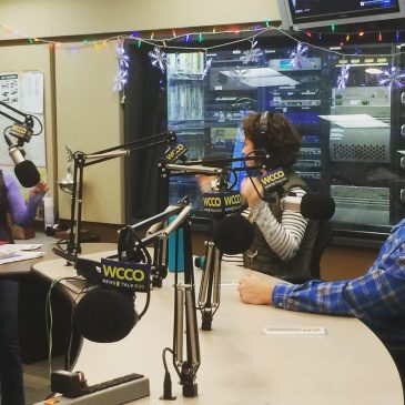 WCCO Radio Interview
